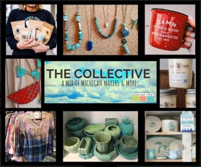 the collective photo collage